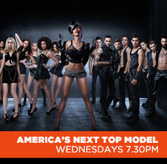 Americas Next Top Model: Guys vs Girls